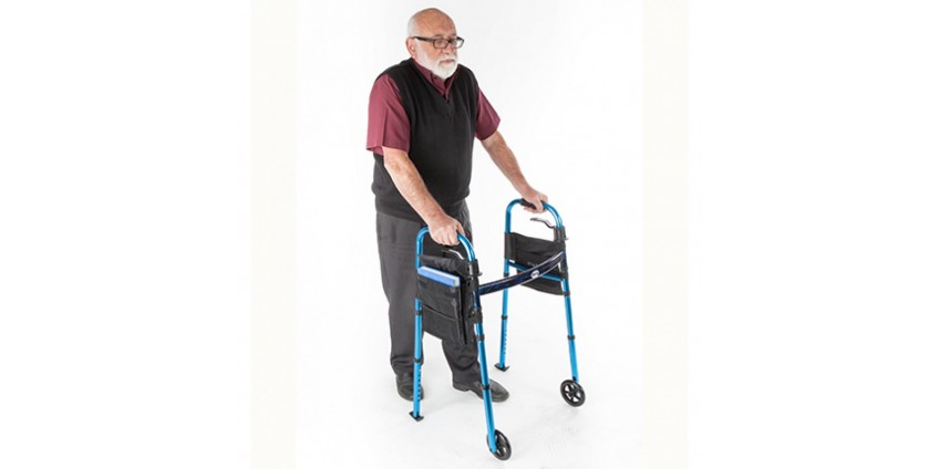 Ходунки – ценное подспорье для пожилых людей!