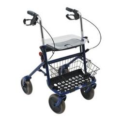 Опоры-ходунки регул. на 4-х колёсах RollQuattro (роллятор)