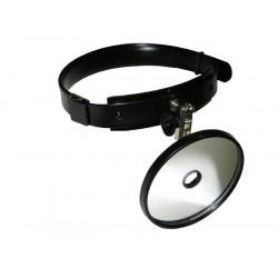 Рефлектор лобный  с жестким оголовьем РЖО
