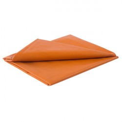 Клеенка подкладная резинотканевая розовая 1,5м