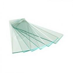 Предметное стекло 76х26х1,1мм со шлиф краями
