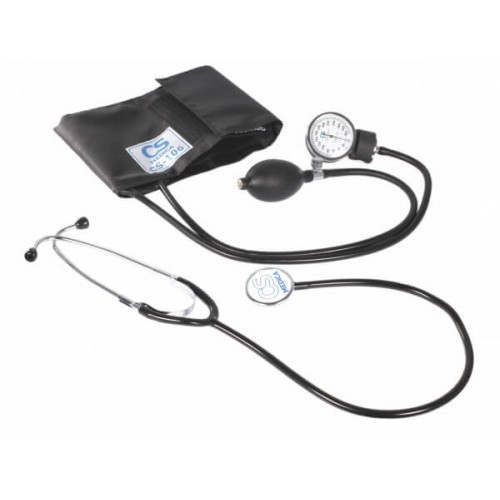 Тонометр механ.СS Medica CS-105(cо встроенным фонендоскопом)