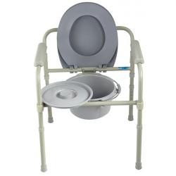 Кресло-туалет 10580 (шир. 46, 115 кг)