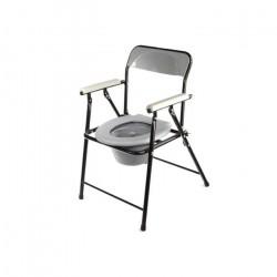 Кресло-туалет с сан.оснащением WC eFix (аналог HMP-460)