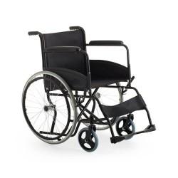 Коляска инвалидная цельнолитая шина E0811