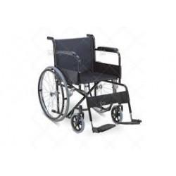 Коляска инвалидная Barry B1 (46 см , кож.зам.,литые колеса)