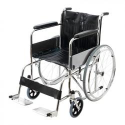 Коляска инвалидная Barry А1 (46 см , кож.зам.,литые колеса)
