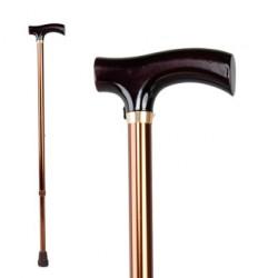 Трость телескоп. с пласт.Т-ручкой (Штырь) 10105