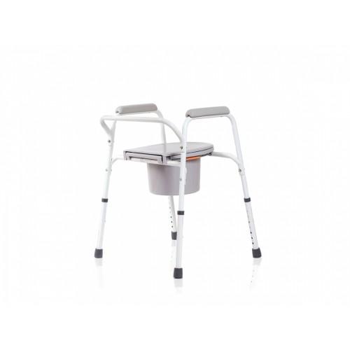 Кресло-туалет TU-1 ( шир. 46, 130 кг)
