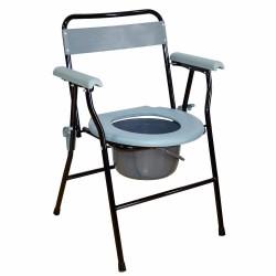Кресло-туалет с сан.оснащением HMP-460