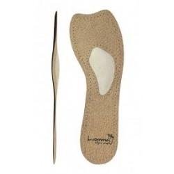 Полустельки ортоп.без каркаса для модел.обуви  Lum301S р.37