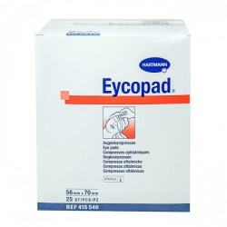 Повязка глазная EYCOPAD cтер. 56х70мм (25шт./уп.)