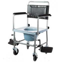 Коляска инвалидная(каталка с сан.оснащением) Barry W2