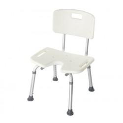 Стул  для ванной комнаты  BS Seat со спинкой