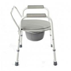 Кресло-туалет с сан.оснащением WC Econom